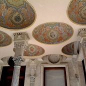 Decorated domes