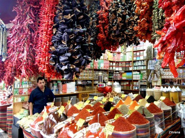 Spice Market in Istanbu
