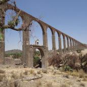 Tembleque Aqueduct System, Mexico