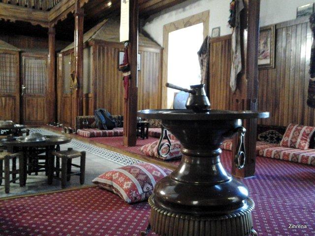 Suleymaniye Hammam in Istanbul: reception area