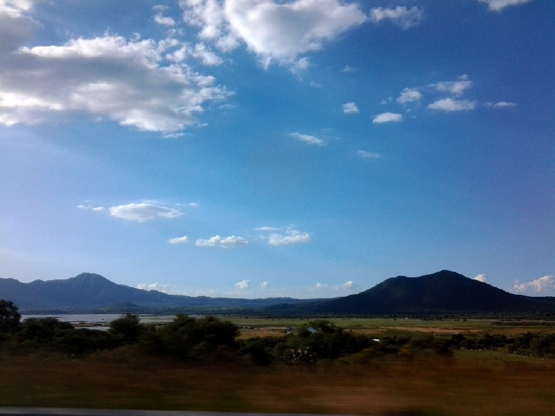 Approaching Morelia