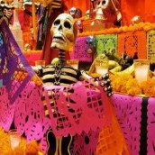 Day of the Dead with Galart at Viceroy Hotel