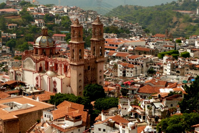 Taxco, Magic Village of Guerrero Mexico