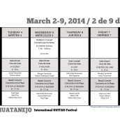 Get Ready for Guitarfest 2014