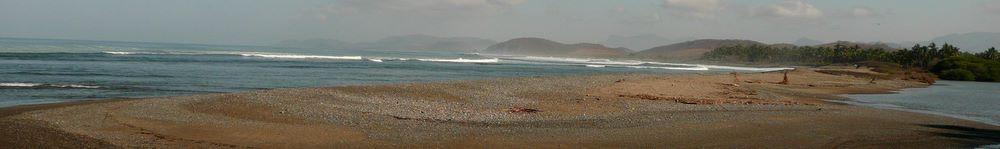 Zihuatanejo Mexico Coastline