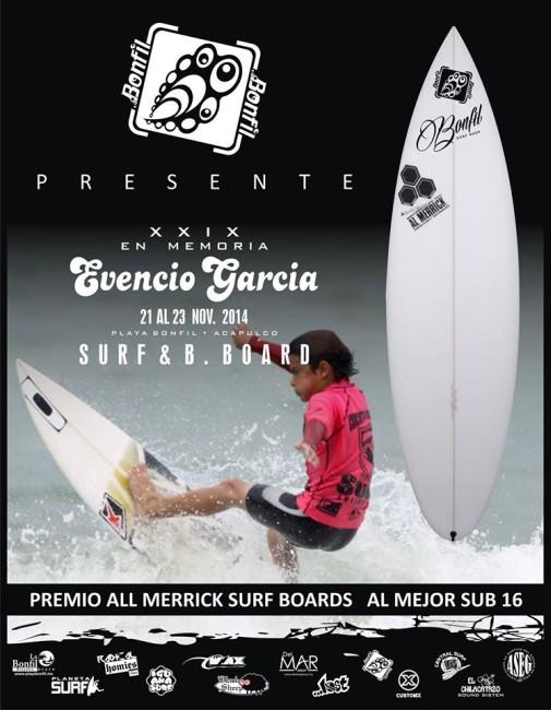 Evencio Garcia tournament