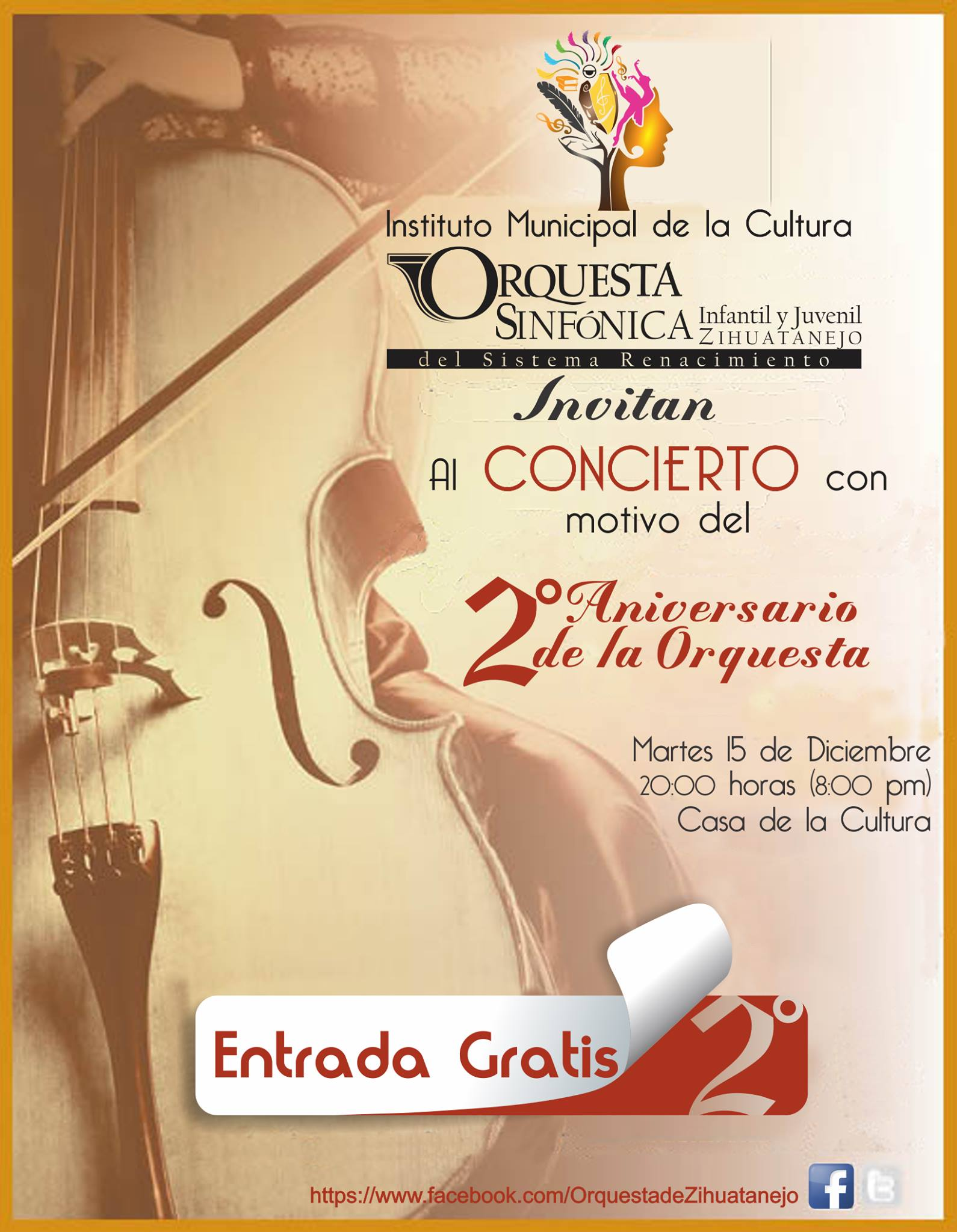 Zihuatanejo Children's and Youth's Symphonic Orchestra