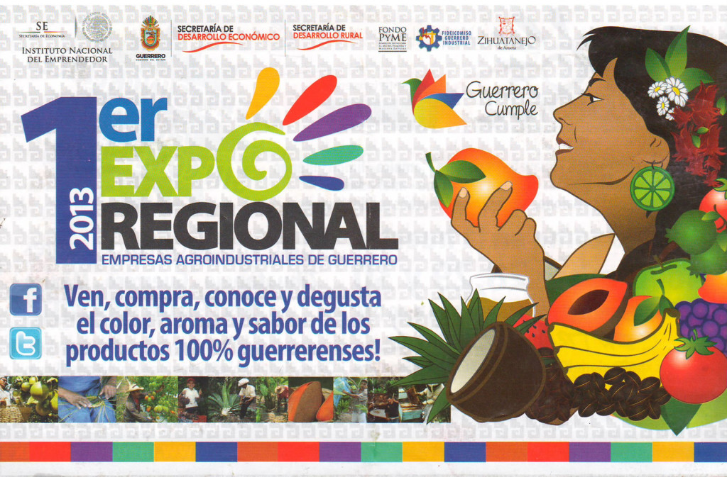 Local Guerrero Products Fair