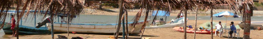 Zihuatanejo: Barra de Potosi