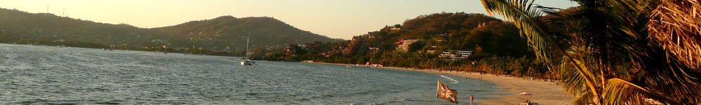 Zihuatanejo: La Ropa Beach