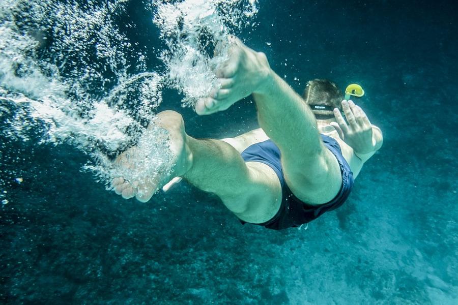 Snorkel at Isla Grande Ixtapa
