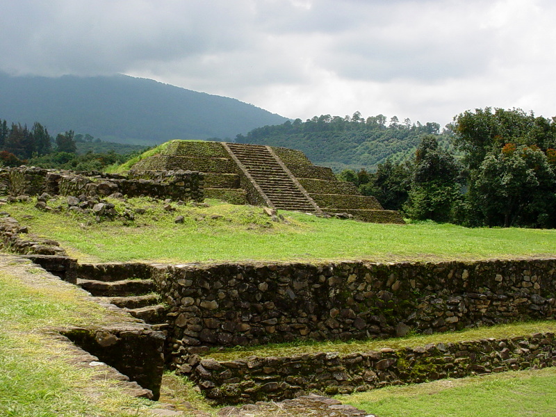Tingambato Ruins side trips from Zihuatanejo